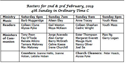 Screen Shot 2019-01-30 at 11 00 50 am - St  Patrick's Catholic